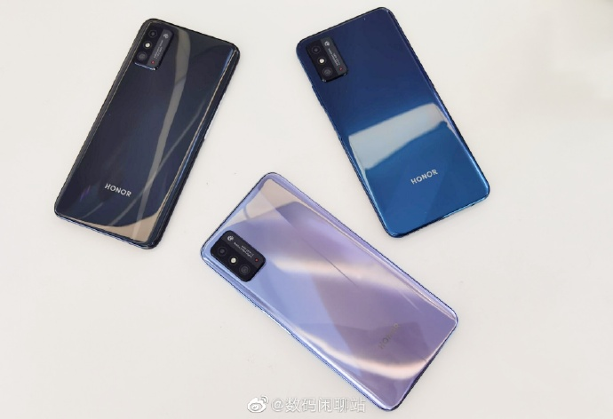 Honor X10 Max Live Images Reveal The Three Color Variants