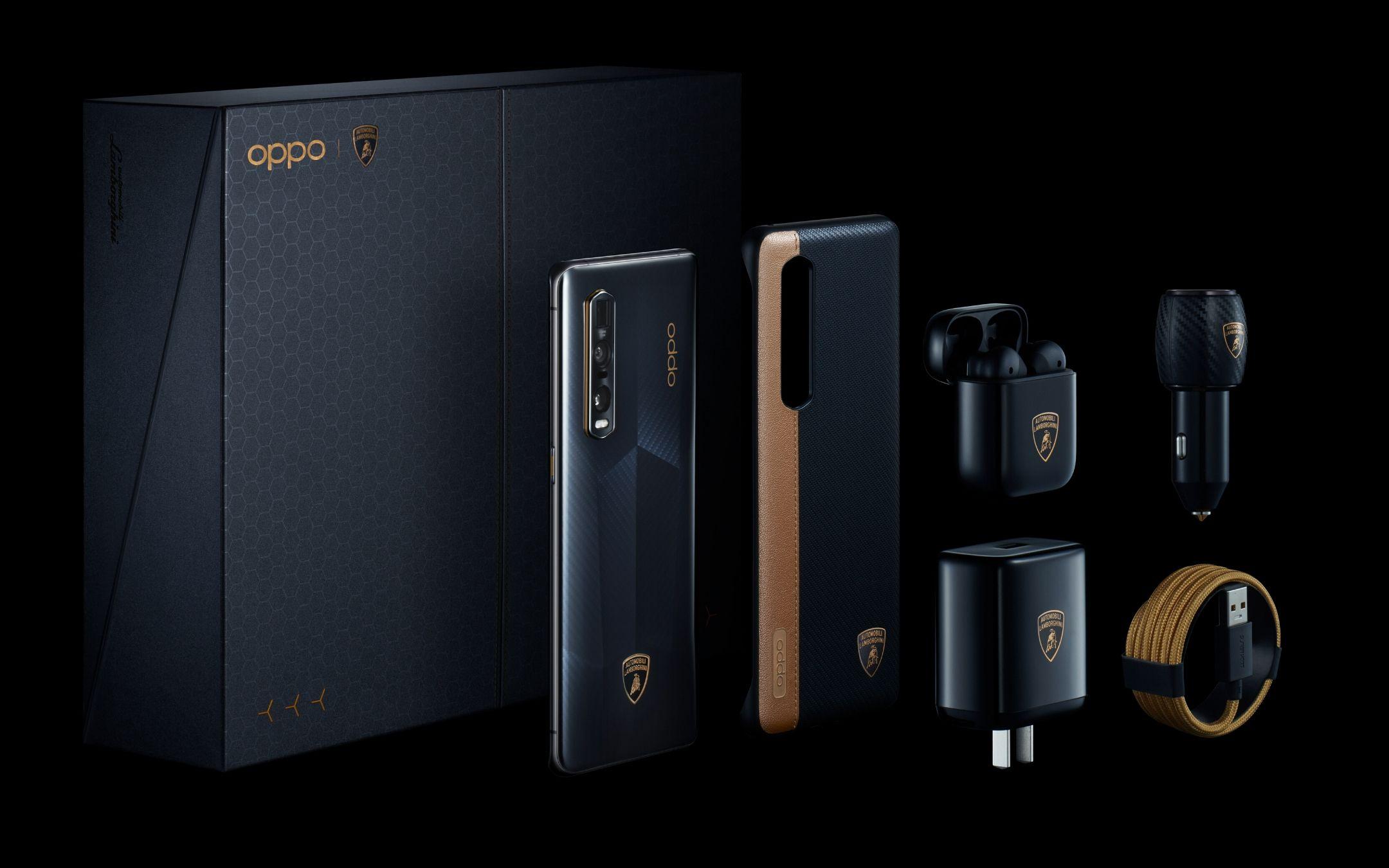 Oppo Find X2 Pro Lamborghini Edition Announced In India